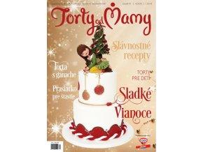 Časopis Torty od mamy 4/2015