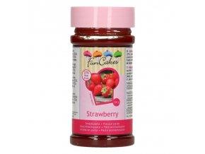 FunCakes Aroma pasta - Strawberry - jahoda 120g