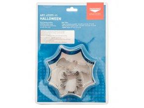 Vykrajovátka nerez 3 ks (Halloween) 11x10,7cm,v.2cm