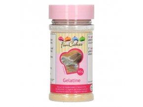 FunCakes Gelatine powder - želatina v prášku 60g