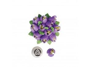 Cukrářská zdobicí špička ruská 245 tulipán - Decora