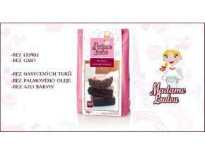 Madame Loulou - Brownies - 350g