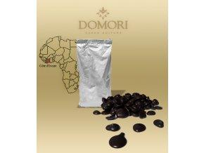 Kakaová hmota Domori VIDAMA Pobřeží slonoviny 100% (pecky) 1 kg/sáček alu