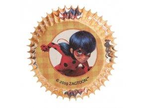 Dekora cukrářské košíčky - LadyBug- 25ks