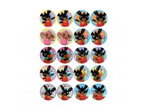 oplatki na muffinki bing 20 sztuk do wyciecia