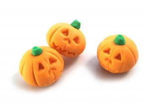 Veselé dýně - Halloween 3ks