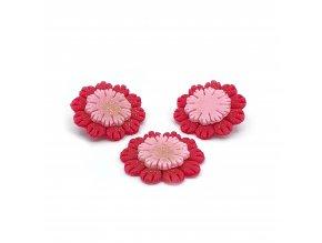 ASTRA - střední květy s pylem 3ks