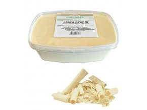 Poleva bílá Selva (blok) 2 kg/blok