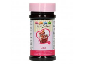 Ochucovací pasta Cola 120g - FunCakes