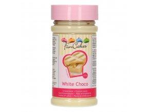 Ochucovací pasta bílá čokoláda 120g - FunCakes