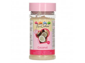 Ochucovací pasta kokos 120g - FunCakes
