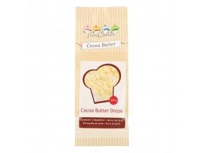 Kakaové máslo v peckách 200g - FunCakes