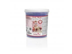 Modelovací hmota fialová 1 kg - Saracino