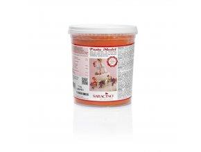 Modelovací hmota oranžová 1 kg - Saracino