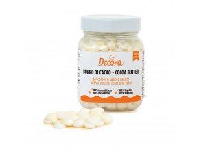 Kakaové máslo v peckách 160g - Decora