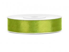 Zelená stuha 12 mm x 25 m (1 ks)