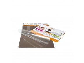 PVC potravinářská fólie 10ks 60x40cm na semifredo a čokoládu - Decora