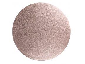 """Tác Anglie PEVNÝ růžovo-zlatý (Rose Gold) kruh 35,5 cm 14"""" (1 ks)"""