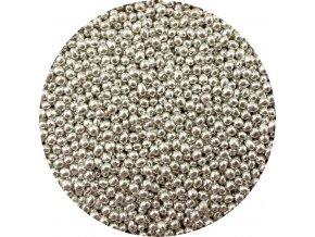 Cukrový máček stříbrný (50 g)