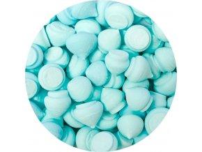Cukrové pusinky modré (50 g)