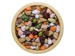 1823 cokoladove kaminky v barevne kruste