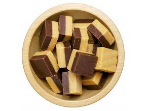 1613 karamelovy fondan vanilka a cokolada