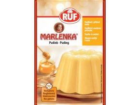 MARLENKA - Vanilkový puding, bez lepku 1ks 37g