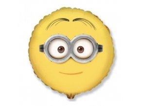 Foliový balonek Mimoň Dave - 45 cm