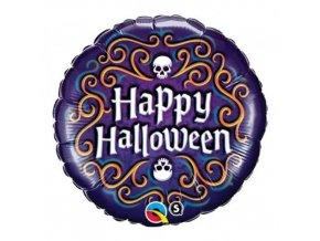 Foliový balonek Happy Halloween 46 cm