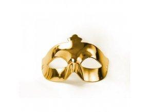 Zlatá škraboška