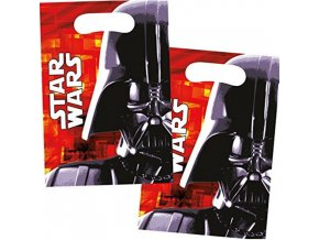 Party tašky Star Wars 6 ks