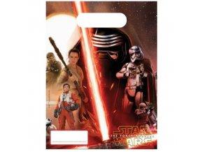 Party tašky Star Wars The Force Awakens 6 ks