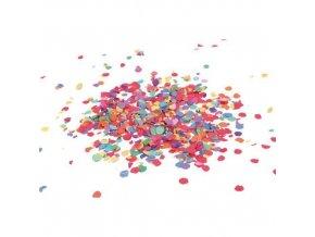 Barevné konfety 150g