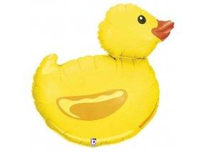 Foliový balonek Kačenka 72 cm
