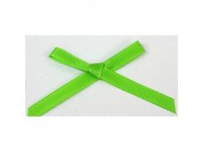 Svatební mašlička zelená 20 ks
