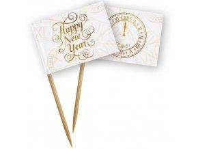 Napichovátka Happy New Year 50 ks