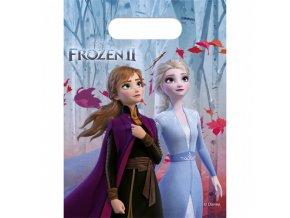 Party tašky Frozen 2 - 6 ks