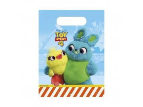 Party taštičky Toy Story - 6 ks