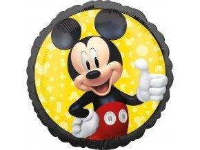Foliový balonek Mickey Mouse 43 cm