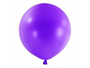 Dekorační balonky fialové 60 cm - 4 ks