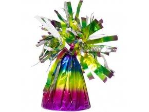 Těžítko na balonky Duhové