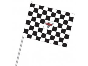 Party dekorace Vlajky Disney Cars 4 ks