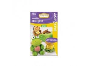 Marcipán 240g zelený - Gunthart
