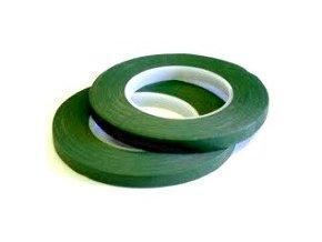 Floristická páska 1 ks - zelená