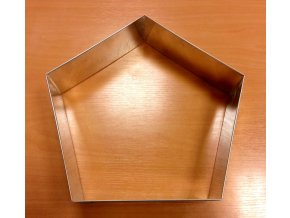 Ráfek pětihran 14 cm