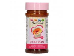 Ochucovací pasta Creme Brulee 100g - FunCakes