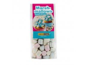 DecoCino cukrová dekorace - Marshmallows pastelové - 30g