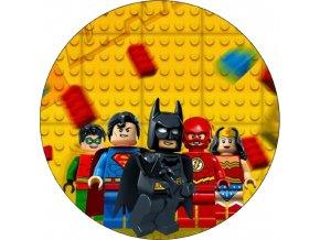 LEGO SUPERHRDINOVÉ