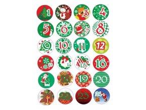 193893 jedly papir na cupcakes a pernicky adventni kalendar