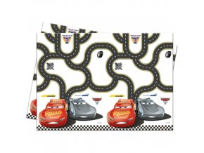 Party ubrus Cars 3 120 x 180 cm